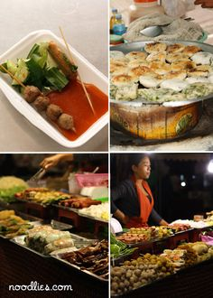 Phnom Penh Street Food, Cambodia - Noodlies Sydney food blog