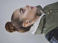 Foto 2015-11-06 18 22 34 Alternative Girls, Pearl Earrings, Pearls, Retro, Beauty, Jewelry, Fashion, Pictures, Moda