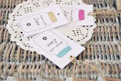 Download labels label tag digital etichette di Lovelyprintable, €3.20
