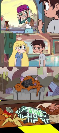 The saddest thing was that after telling the cube Star loves Marco. MY SHIP. IT BUILDS AND BREAKS ALL AG ONCE