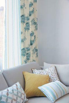Tecidos Camengo, colecção Blooms. À venda na Nova Decorativa! #decoração #tecidos #homedecor #fabrics #Camengo