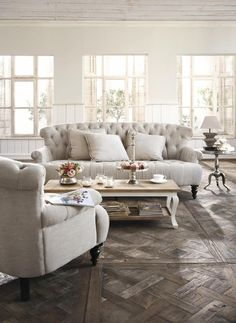 Most Design Ideas 30 White Living Room Ideas Pictures, And Inspiration – Modern House Formal Living Rooms, My Living Room, Home And Living, Living Room Decor, Living Spaces, Interior Minimalista, Living Room Inspiration, Home Fashion, Family Room