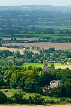 Chiltern Hills, England