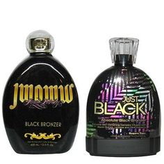 Tanning Lotion: 2= Australian Gold Jwoww Black Bronzer + Supre Just Black Tanning Bed Lotion -> BUY IT NOW ONLY: $45.59 on eBay!