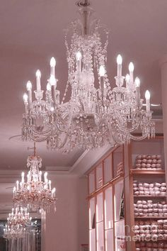 Rose Gold Aesthetic, Pink Tumblr Aesthetic, Baby Pink Aesthetic, Boujee Aesthetic, Princess Aesthetic, Nursery Chandelier, Pink Chandelier, Crystal Chandeliers, Photo Wall Collage