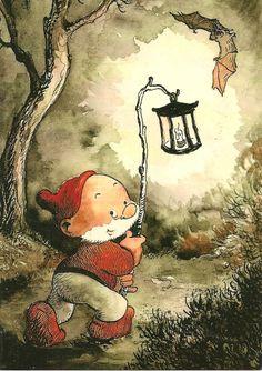 Gnome...Paulus de Boskabouter