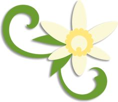 Spring Daffodil SVG File for Sure Cuts a Lot