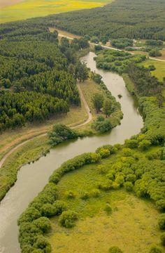Rio Quequen, Necochea. Argentina