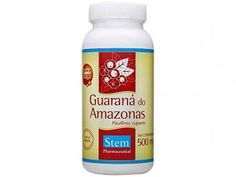 Guaraná do Amazonas 100 Cápsulas - Stem Pharmaceutical