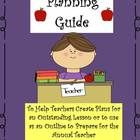 This is a teacher's handbook for preparing for their annual teacher evaluation.  These resources can be used for everyday lesson plans.  The stress...