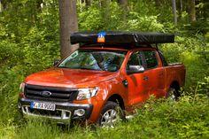 Ford Ranger Dachzelt