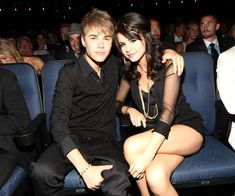 After making out at several awards shows early in their relationship, the pair earned quite a reputation at major tentpole events. Here they were cuddling for the cameras at the ESPY Awards. Why were the singers invited to the sports awards shows? We'd guess ratings.