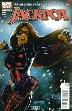 Amazing Spider-Man Presents: Jackpot # 3 by Mirco Pierfederici