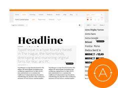 testing fonts
