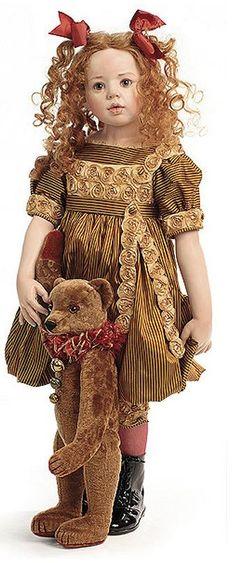 "Hildegard Gunzel's ""Claire"" doll"