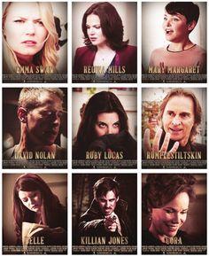 Cast.
