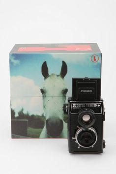 Lomography Lubitel 166+ Camera.