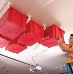 Garage Organization And Storage Ideas_12