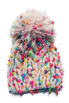 On the Brite Side Scull Hat