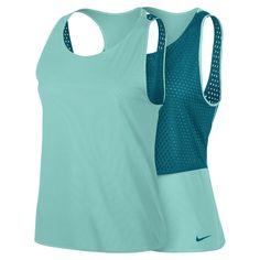 f9f75856a Nike Breathe Reversible Women s Training Tank Size