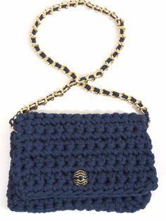 Navy Marieta Cox bag