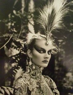 John Galliano. Christian Dior 1977.
