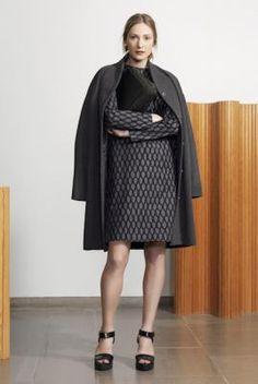 manteau PARAABELI - vêtements MARIMEKKO - hiver 2015