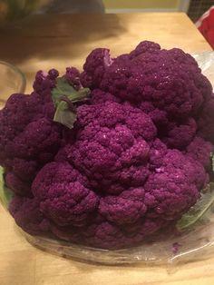 katiti23Purple cauliflower is beautiful and delicious. https://i.redd.it/5jss13m0e2tz.jpg