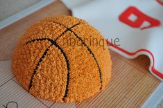 Basketball Cake | Chocolate and IMBC cake with fondant jerse… | Sweet Pudgy Panda | Flickr