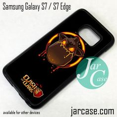 Clash Of Clans Lava Hound Phone Case for Samsung Galaxy S7 & S7 Edge