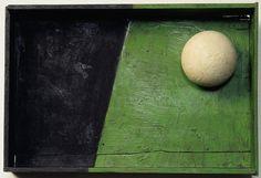 // Jean Pougny, La boule blanche, 1915, Centre Pompidou