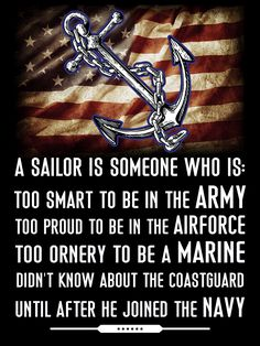 In ALL the branches, 'cause you never know where the next threat to liberty will be. Military Quotes, Military Humor, Navy Military, Military Personnel, Military Life, Navy Memes, Navy Humor, Navy Day, Go Navy