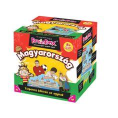 Brainbox - Magyarország - 8 éves kortól - Egyszerbolt Társasjáték Webáruház