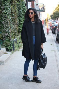 Dr. Martens Shoes, Topshop Skinny Jeans