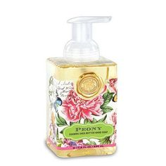 Peony Foaming Hand Soap – BRIARWOOD