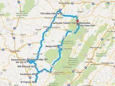 The Ultimate West Virginia Waterfalls Road Trip