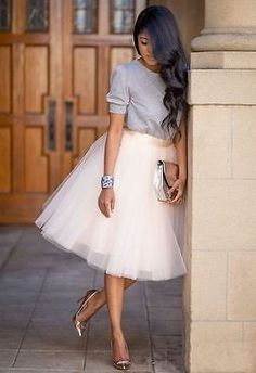 Tulle Skirt – Great Deals and More