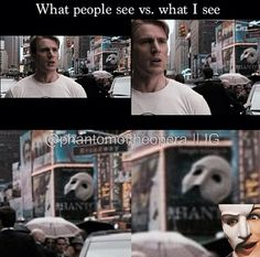 True! All I see is the theater!