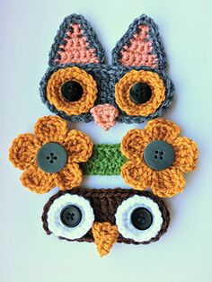 Ravelry Face Mask Ear Savers pattern by Willow Designs Treble Crochet Stitch, Single Crochet Stitch, Crochet Stitches, Crochet Patterns, Knitting Patterns, Sewing Patterns, Crochet Mask, Crochet Faces, Crochet Gifts