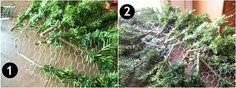 Grave Blanket DIY - Steps 1-2
