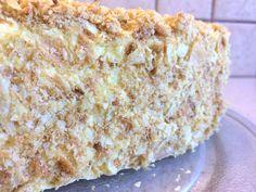 Наполеон торт моего детства на мой день рождения|Рецепт моей мамы|Millefeuille (Napoleon) Очень хрупкий,очень рассыпчатый,очень-очень вкусный торт Наполеон
