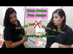 Deita Dukan - fim  da fase ataque /ganho e perca de peso /comentários of...