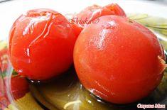 """Соленые помидоры """"с секретом"""""""