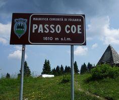 Passo Coe (1610 m) - Alpi Orientali