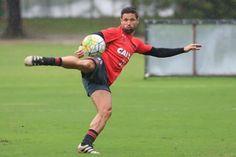 Médico do Flamengo explica situação de Diego meia começará fisioterapia na segunda