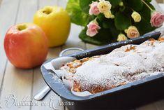 Torta di mele e ricotta Dessert Recipes, Desserts, Griddle Pan, Italian Recipes, Tiramisu, Food And Drink, Menu, Ethnic Recipes, Mamma