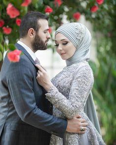 Cute Muslim Couples, Eminem, Wedding, Fashion, Couple, Valentines Day Weddings, Moda, Fashion Styles, Weddings