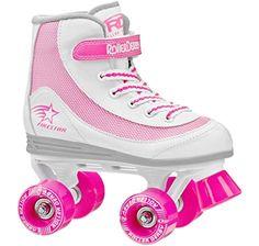 Amazon.com : Roller Derby 1378-02 Youth Boys Firestar Roller Skate, Size 2, Black/Gray : Sports & Outdoors Best Roller Skates, Kids Roller Skates, Roller Derby Skates, Roller Derby Girls, Kids Skates, Quad Skates, Speed Skates, Roller Skating, Ice Skating