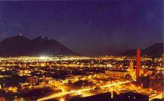 Monterrey Nuevo León (El cerro de la Silla)