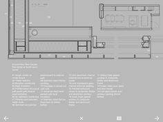 Construction Detail in 'Slip House, Carl Turner Architects' published by Outcast Editions.